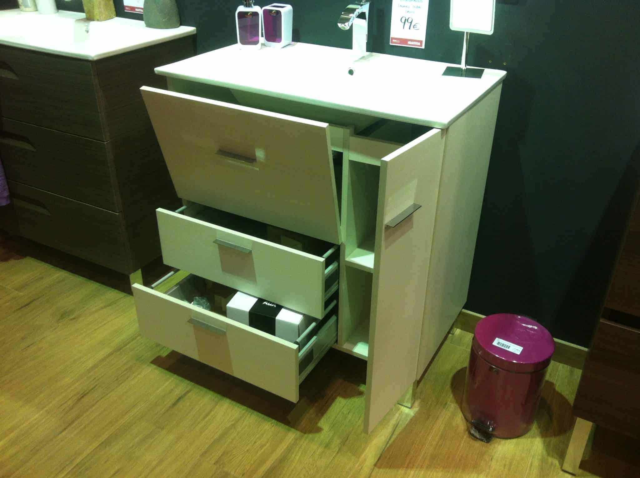 Mueble de baño  Comercial Campodarve GAMMA