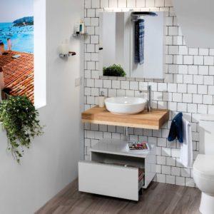 Mueble de baño SERIE CHENE
